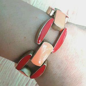 J. Crew Cuff Link Bracelet